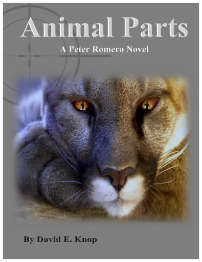 Book cover for Animal Parts