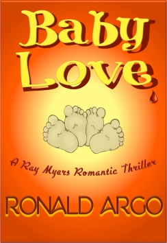cover for baby feet by ronald argo
