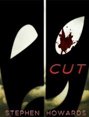 Cut-book cover portfolio mockup
